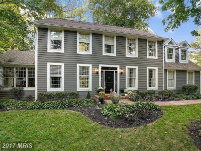 Ellicott City Single Family Home For Sale: 3021 Woodberry Lane