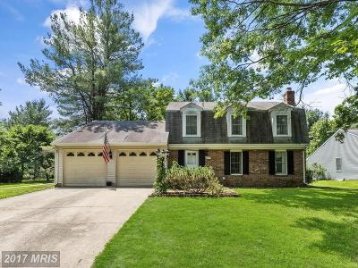 Columbia Single Family Home For Sale: 6016 Misty Arch Run