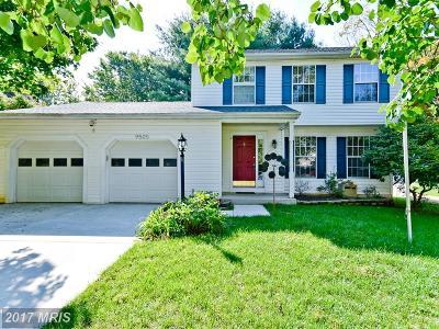 Columbia Single Family Home For Sale: 9505 Lumberjack Row