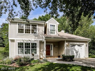 Ellicott City Single Family Home For Sale: 5013 Pasture Court