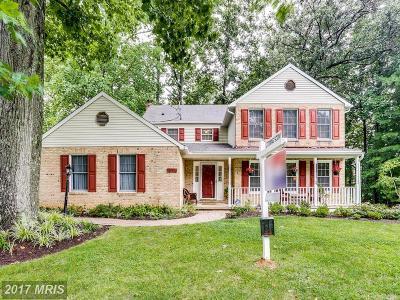 Columbia Single Family Home For Sale: 11800 Winterlong Way
