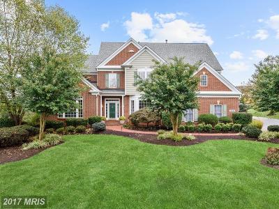 Single Family Home For Sale: 15221 Bucks Run Drive