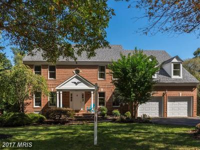 Ellicott City Single Family Home For Sale: 9730 Briarcliffe Lane