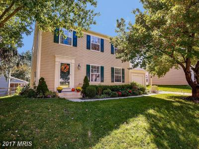 Ellicott City Single Family Home For Sale: 4641 Smokey Wreath Way