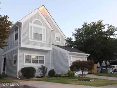 Ellicott City Townhouse For Sale: 8540 Harvest View Court