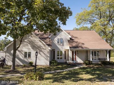 Elkridge Single Family Home For Sale: 6294 Old Washington Road