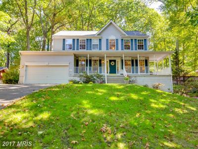 Ellicott City Single Family Home For Sale: 2945 Pinewick Road