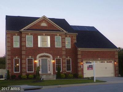 Ellicott City Single Family Home For Sale: 2648 Toby Lane