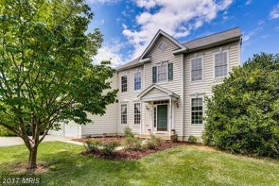 Woodbine Single Family Home For Sale: 14709 Carriage Mill Road