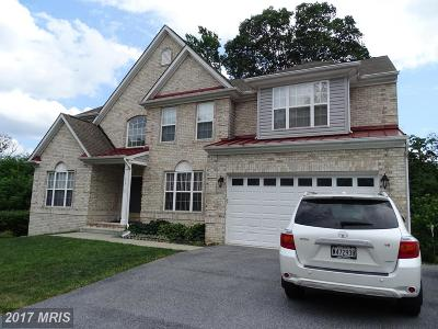 Ellicott City Single Family Home For Sale: 4351 Stonecrest Drive