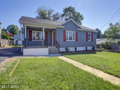 Elkridge Single Family Home For Sale: 6427 Beechfield Avenue