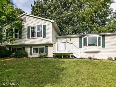 Laurel Single Family Home For Sale: 9513 Mellow Court