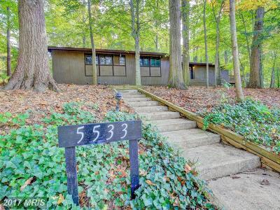 Columbia Single Family Home For Sale: 5533 Eaglebeak Row