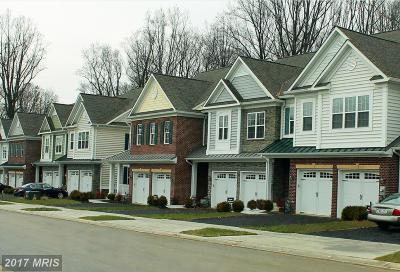Ellicott City Townhouse For Sale: 11067 Nashville Court