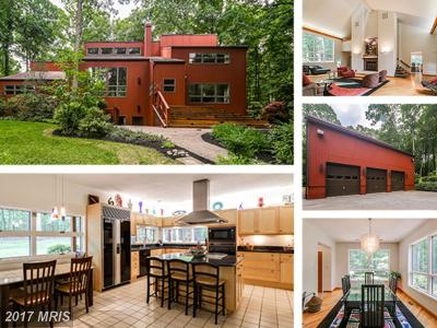 Ellicott City Single Family Home For Sale: 12843 Folly Quarter Road