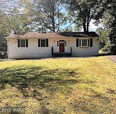 Jessup Single Family Home For Sale: 10068 Guilford Road