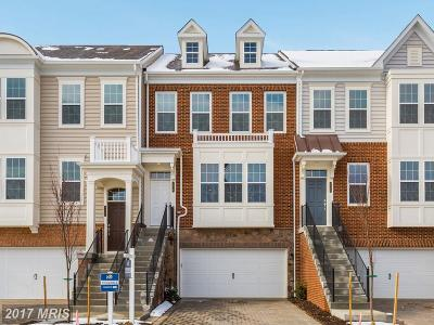 Laurel Townhouse For Sale: 9926 Cypress Way