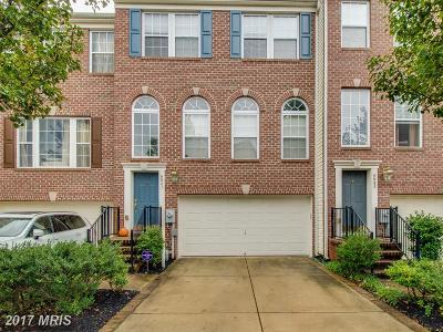Howard Townhouse For Sale: 9941 Fragrant Lilies Way