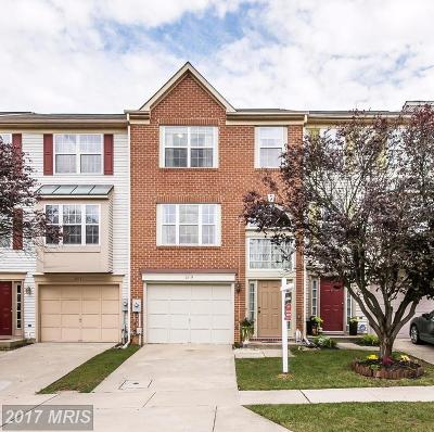 Columbia Townhouse For Sale: 6119 Honeycomb Gate