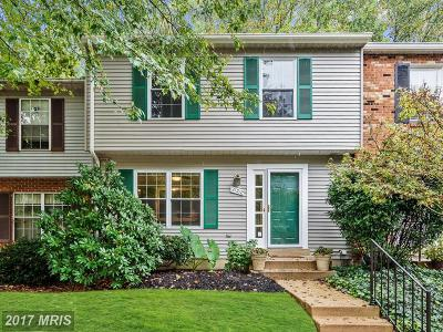 Howard Townhouse For Sale: 11512 Shell Flower Lane