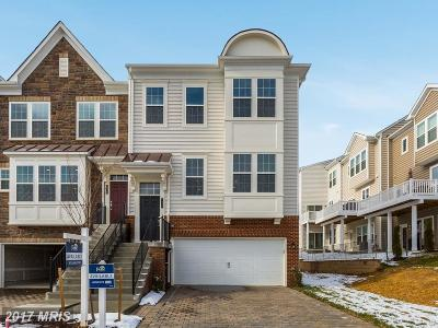 Laurel Townhouse For Sale: 9910 Cypress Way