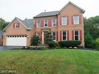 Elkridge Single Family Home For Sale: 6209 Graftons View Court