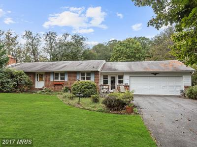 Howard Single Family Home For Sale: 1554 Henryton Road