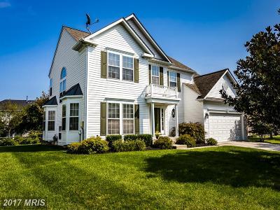 Elkridge Single Family Home For Sale: 5913 Spring Leaf Court