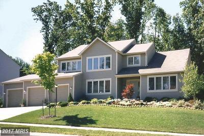 Columbia Single Family Home For Sale: 7087 Garden Walk