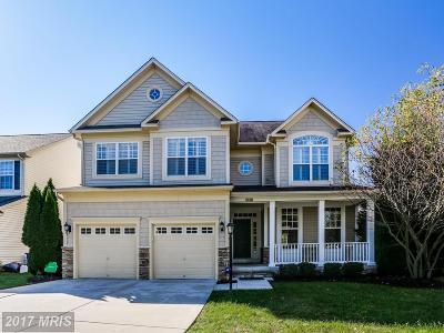 Laurel Single Family Home For Sale: 8610 Far Fields Way