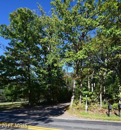 Woodbine Residential Lots & Land For Sale: 1951 Old Annapolis Road
