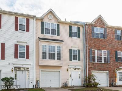 Ellicott City Townhouse For Sale: 3335 Sonia Trail #47