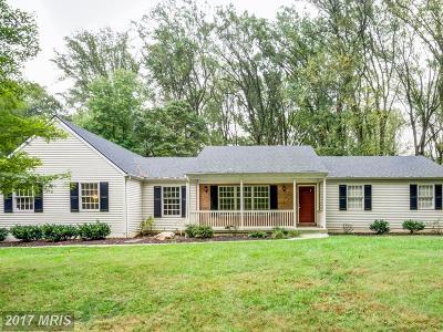 Laurel Single Family Home For Sale: 7681 Kindler Road