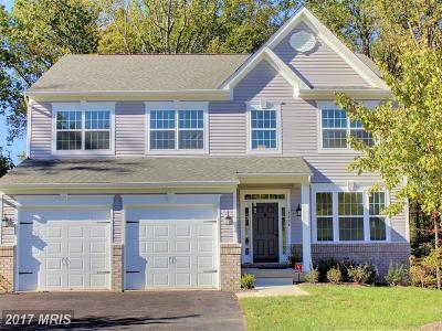 laurel Single Family Home For Sale: 7596 Kindler Overlook Drive