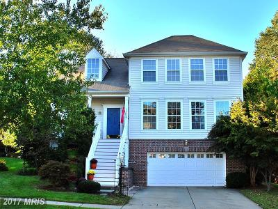 Ellicott City Single Family Home For Sale: 3009 Katherine Place