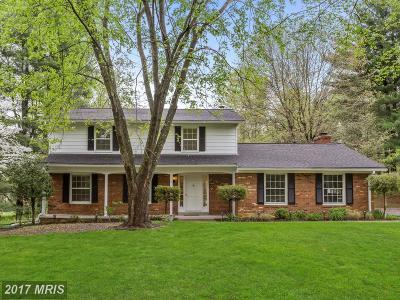 Clarksville Single Family Home For Sale: 12970 Brighton Dam Road