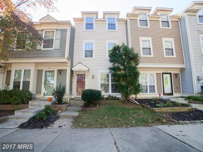 Columbia Townhouse For Sale: 9622 Lambeth Court