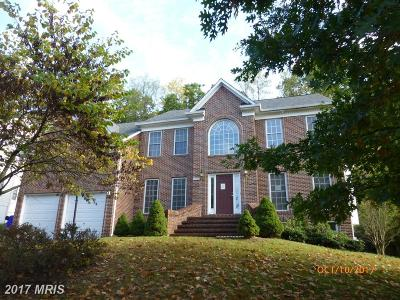Ellicott City Single Family Home For Sale: 8337 Governors Run
