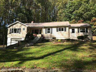 Ellicott City Single Family Home For Sale: 4800 Bonnie Branch Road