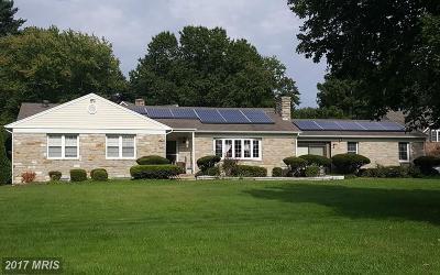 Ellicott City Single Family Home For Sale: 3011 Saint Johns Lane