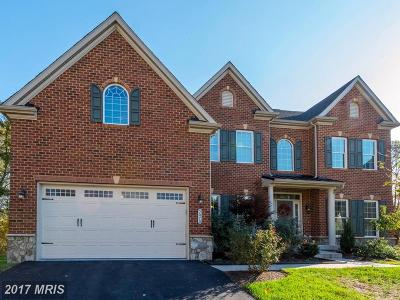 Ellicott City Single Family Home For Sale: 5070 Bending Sky Way