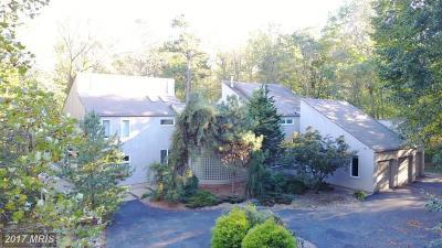 Ellicott City Single Family Home For Sale: 11665 Log Jump Trail
