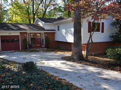 Columbia Single Family Home For Sale: 5181 Phantom Court