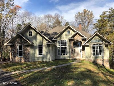 Howard Single Family Home For Sale: 1328 Crows Foot Road
