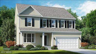 Laurel Single Family Home For Sale: 9223 Deer Village Drive