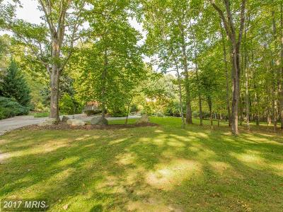 Harford County, Howard Residential Lots & Land For Sale: 13000 Brighton Dam Road