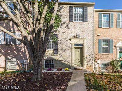Columbia Townhouse For Sale: 9726 Early Spring Way
