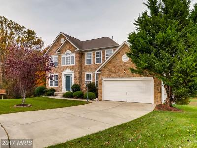 Ellicott City Single Family Home For Sale: 9757 Treyburn Court