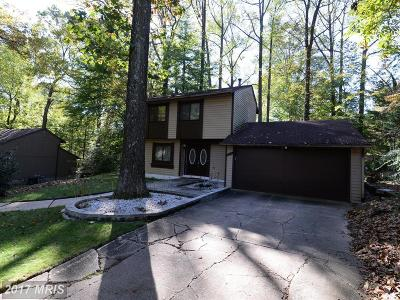 Columbia Single Family Home For Sale: 6018 Stevens Forest Road