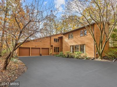 Howard Single Family Home For Sale: 6180 Wooded Run Drive